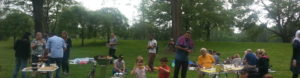 Interkulturelles Picknick @ Stadtpark Magdeburg