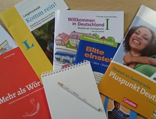 Freiwillige für niedrigschwelligen Deutschkurs gesucht