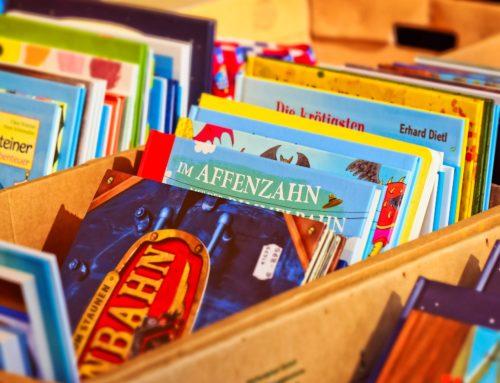 Am 16.09. startet Fortbildungsreihe für Freiwillige in der Lern- und Leseförderung