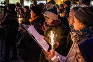 Magdeburg singt für eine weltoffene Stadt @ Alter Markt Magdeburg