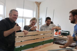 Engagement-Aktionstag in der Holzwerkstatt @ Holzwerkstatt Grünstreifen e.V.