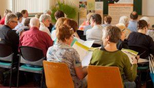Austauschforum für Engagierte in der Lese-und Lernförderung @ Städtische Volkshochschule Magdeburg