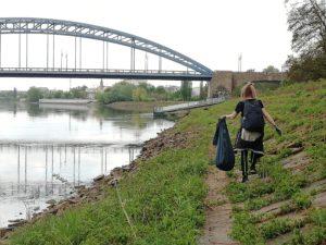 Müllsammelaktion im Stadtpark @ Stadtpark Magdeburg