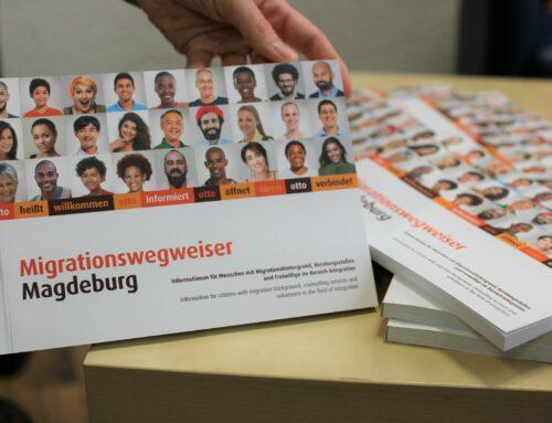 """""""Migrationswegweiser Magdeburg"""" als Neuauflage erschienen"""